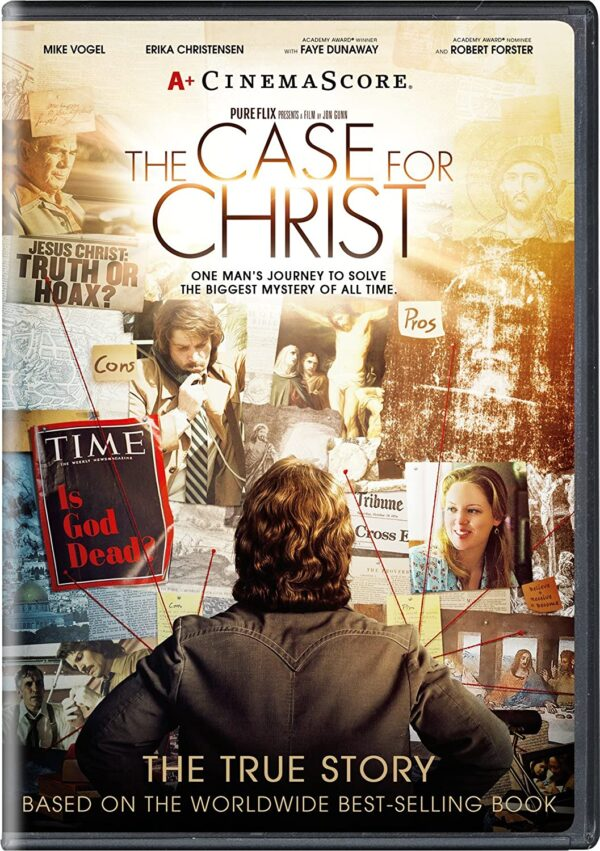 The Case for Christ on DVD