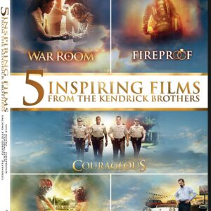 Click image to open expanded view Courageous / Facing the Giants / Fireproof / Flywheel / War Room (2015) - Set